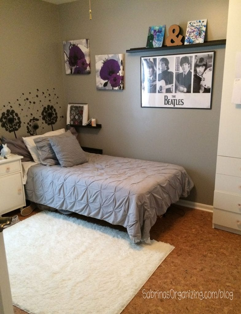 after bedroom