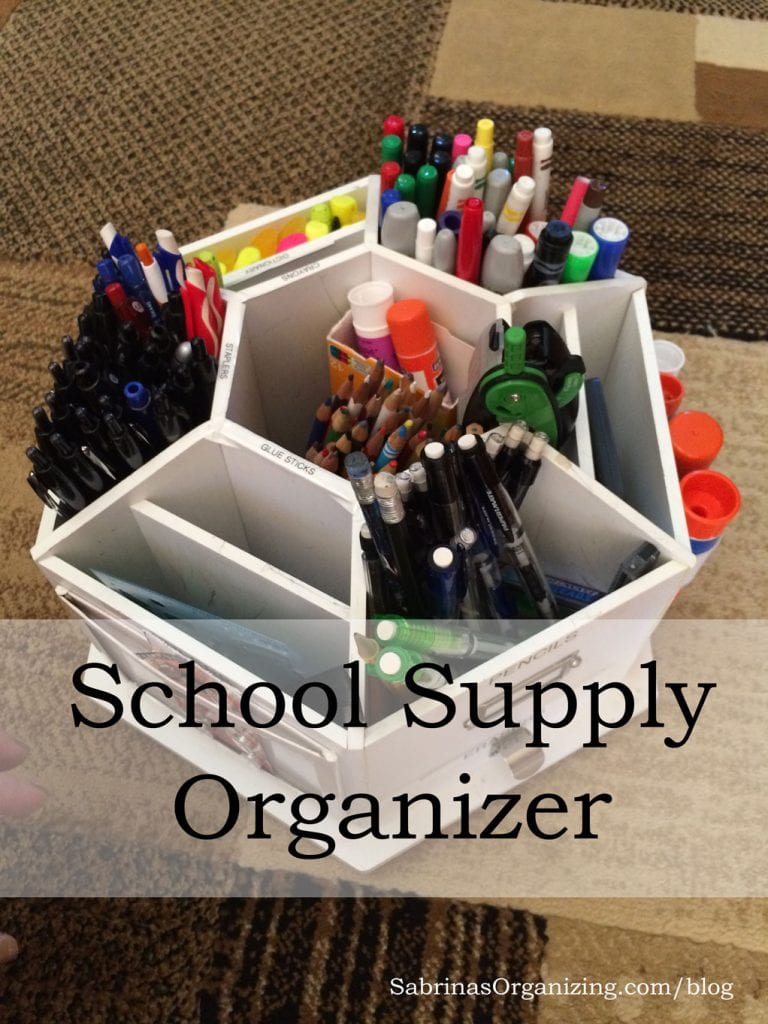 school supply organizers