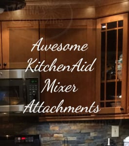 Kitchen Aid Attachments To Grate Cheese