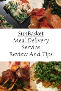 SunBasket - Meal Delivery Service Review And Tips