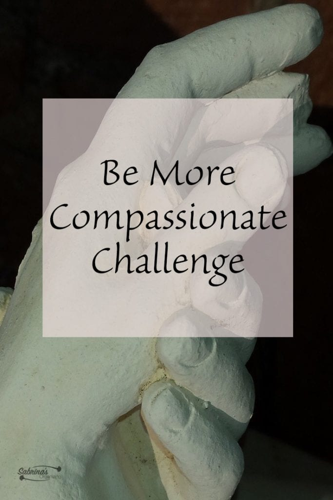 Be More Compassionate Challenge