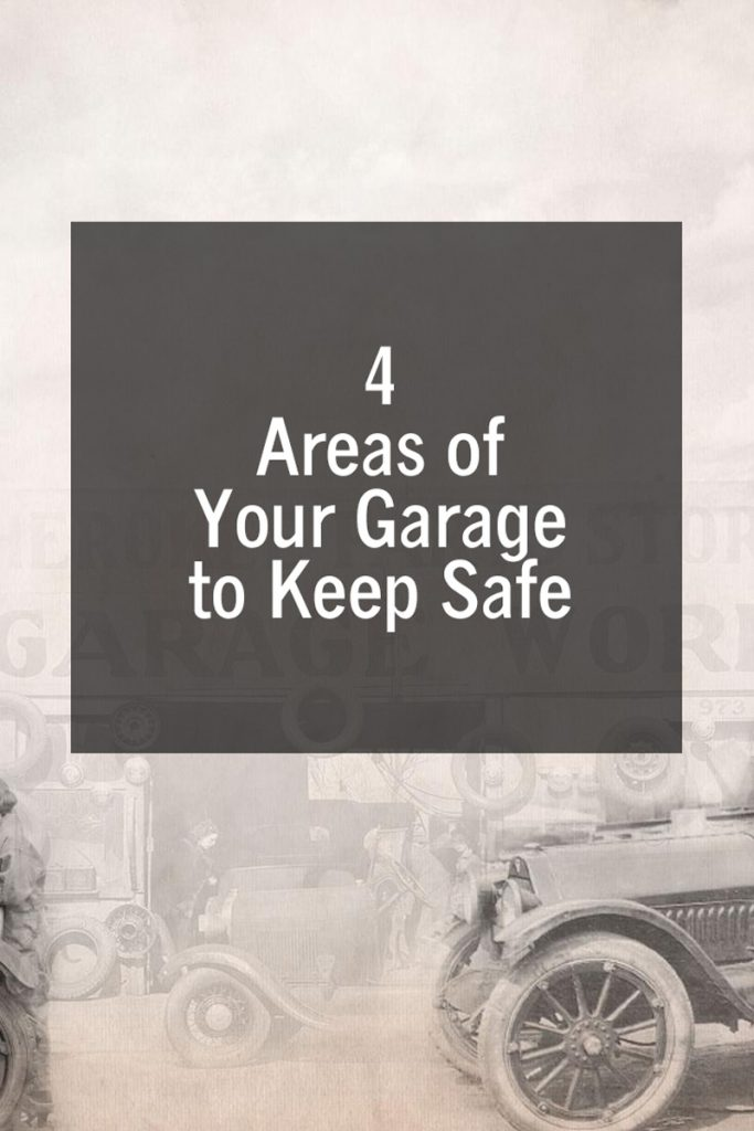 4 Areas Of Your Garage To Keep Safe From Children And Pets