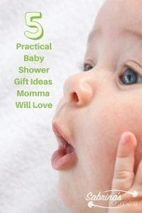 Practical Baby Shower Gift Ideas Momma Will Love