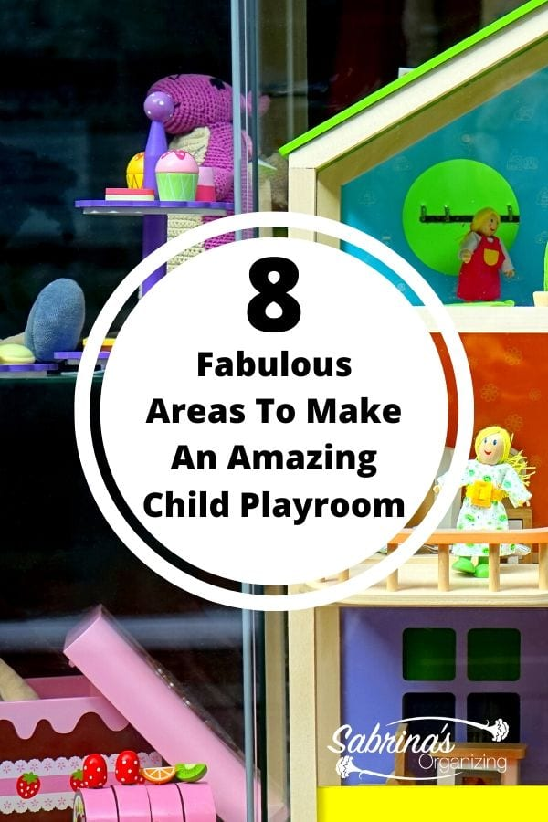 8 Fabulous Areas To Make An Amazing Child Playroom
