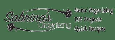 Sabrinas Organizing